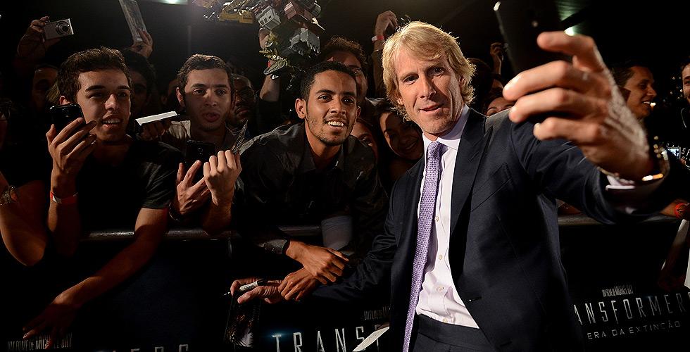 """Rio de Janeiro Premiere Of """"Transformers: Age Of Extinction"""""""