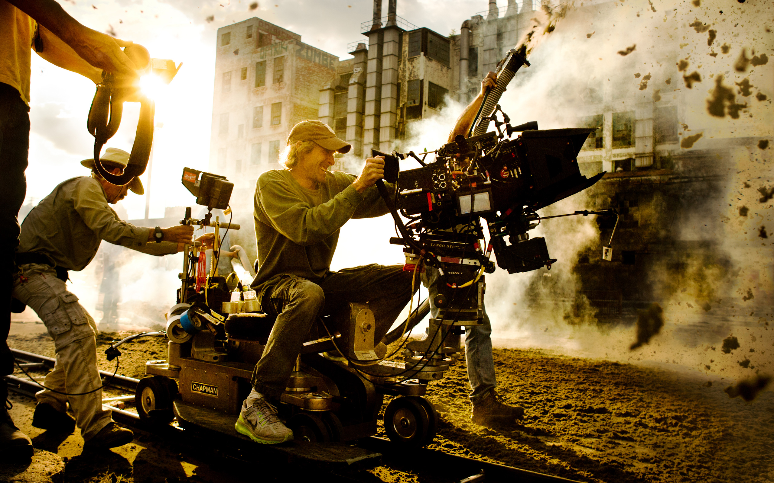 Michael Bay At Work
