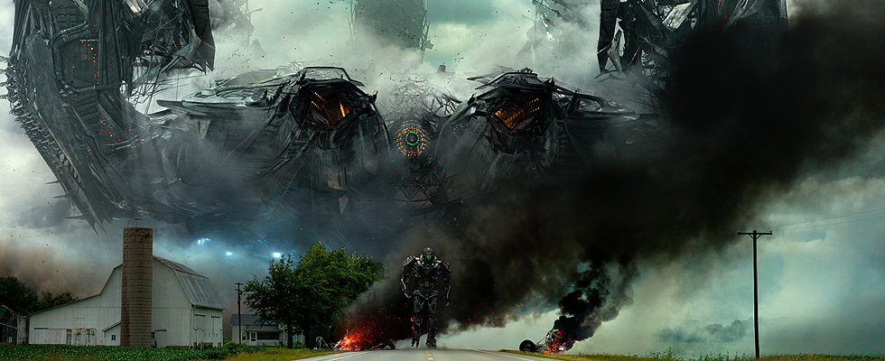 Transformers 'The Age Of Extinction'