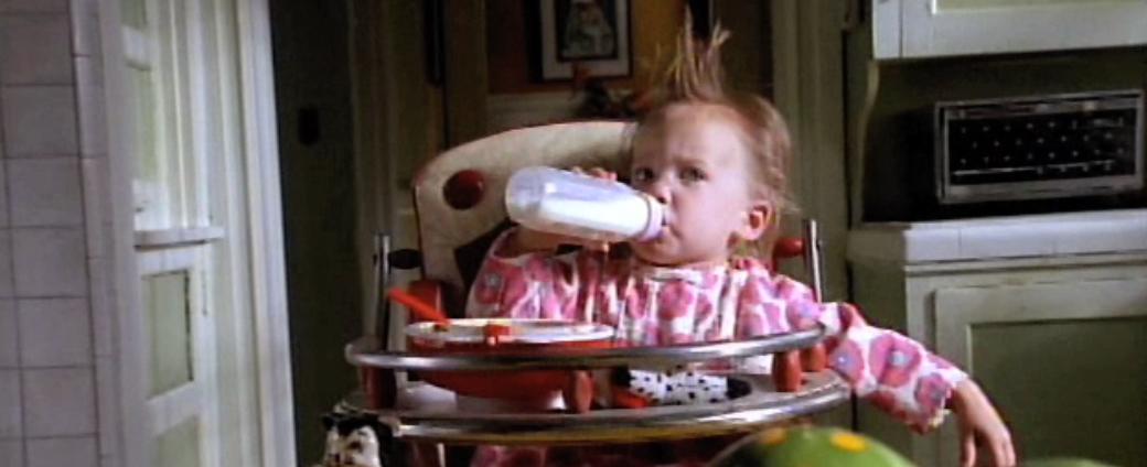 Got Milk? Baby & Cat