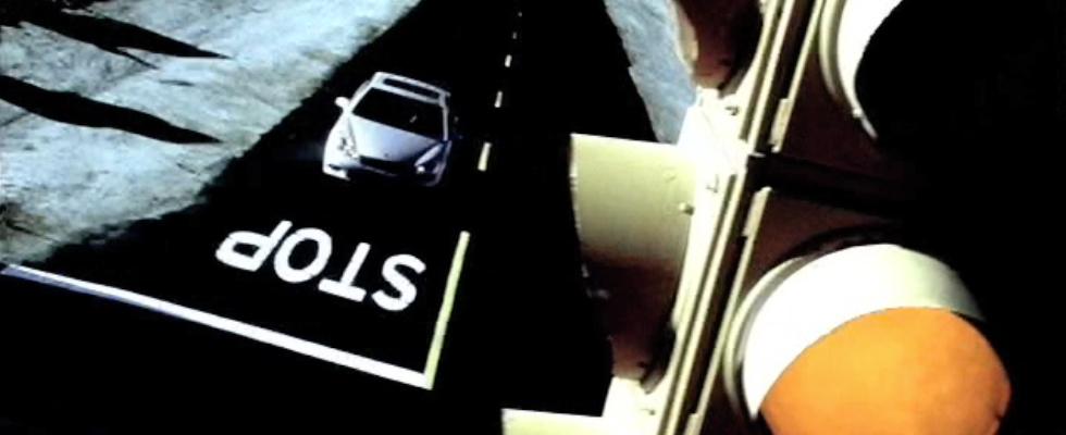 Lexus: Skid