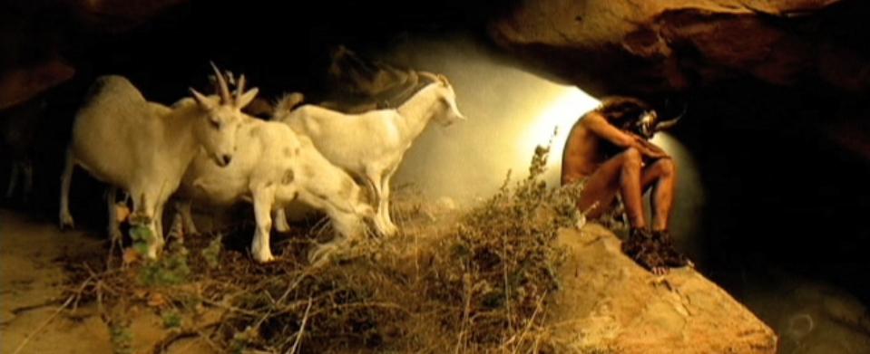 Nike Alpha Project: Goat Boy